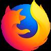 Firefox New Tab logo