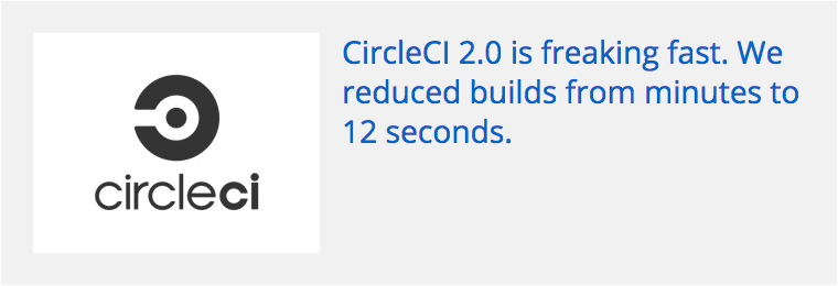 CircleCI Example