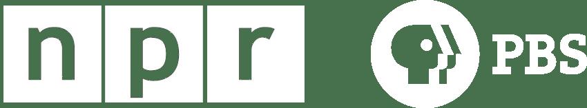 NPR and PBS Logos